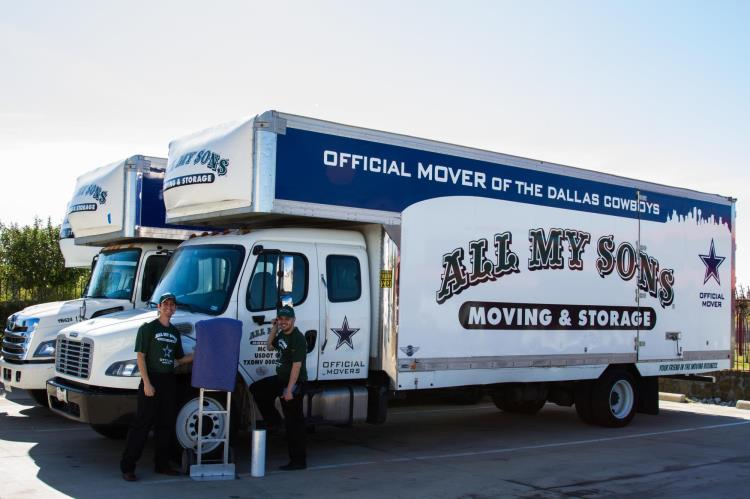 All My Sons Moving U0026 Storage